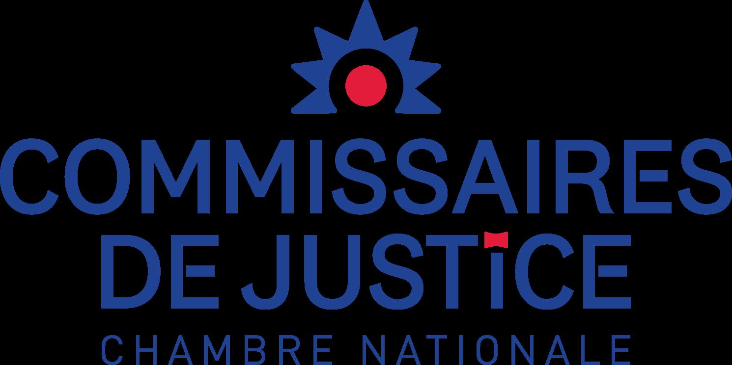 Logo des Commissaires de Justice